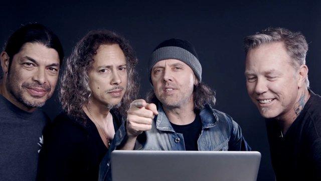 """Se filtra completo en Internet """"Hardwired…To Selfdestruct"""", el nuevo disco de Metallica"""