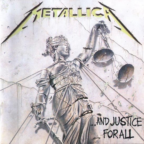 Disco Inmortal: Metallica – …And Justice for All (1988)