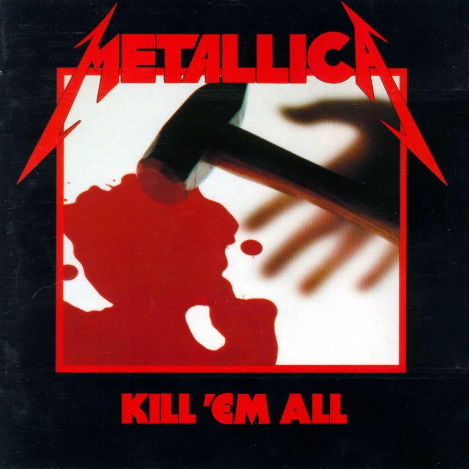 """30 años de """"Kill Em' All"""" de Metallica, el disco que nos mató a todos"""