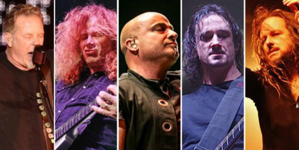 Metallica, Korn, Radiohead, Gojira, Megadeth y más nominados a los Grammy, revisa el listado completo