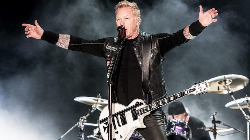 James Hetfield emite comunicado oficial sobre las futuras fechas de Metallica