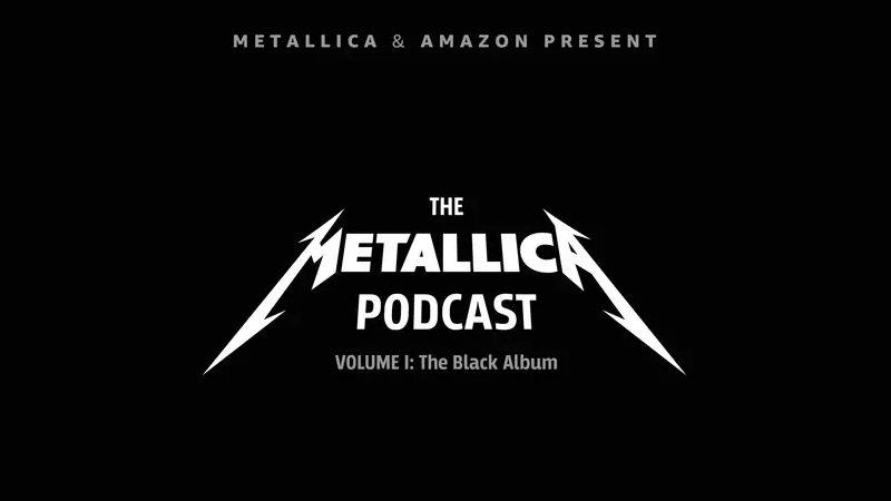 Metallica lanzará podcast basado en la historia de 'The Black Album'