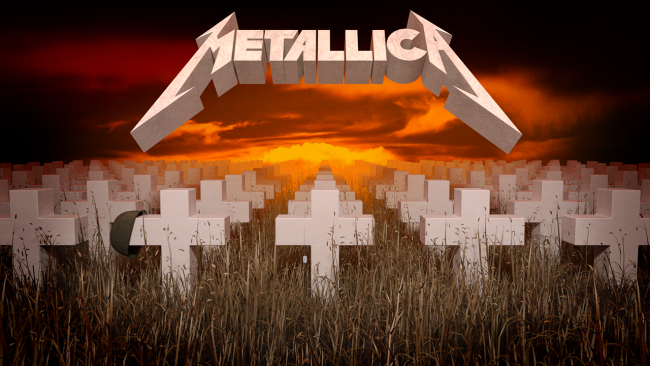 "Cancionero Rock: ""Master of Puppets""- Metallica (1986)"