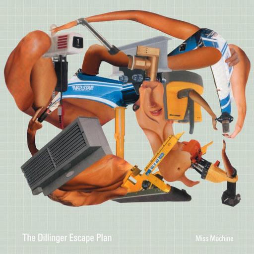 Disco Inmortal: The Dillinger Escape Plan – Miss Machine (2004)