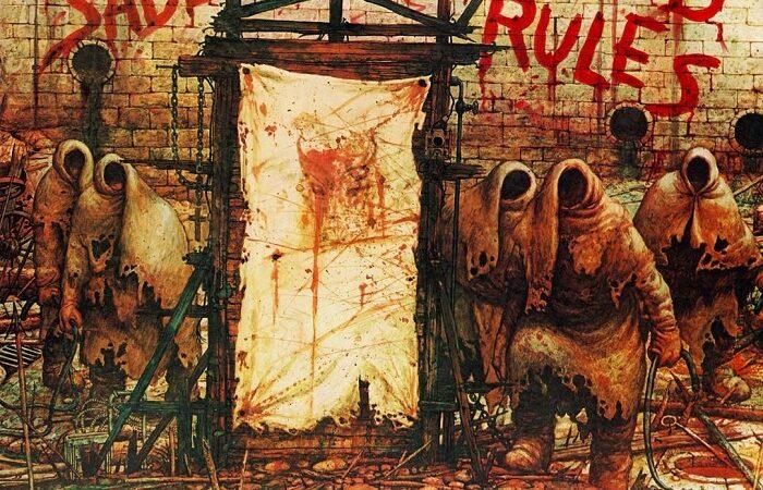 """""""Mob Rules"""": la antesala de los cambiantes años de Black Sabbath"""