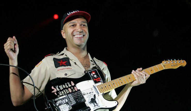 Tom Morello anuncia nuevo EP con homenaje a Eddie Van Halen y participación de Slash