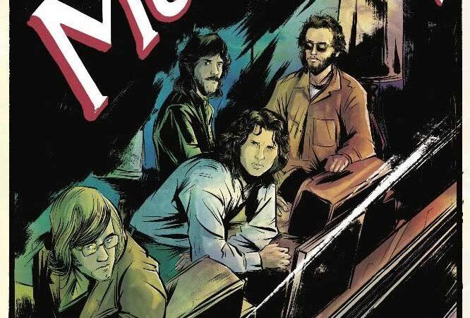 The Doors prepara Comic Book para celebrar los 50 años de Morrison Hotel
