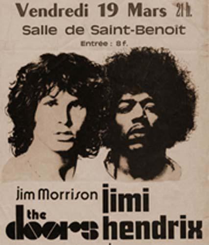 ¿Jim Morrison y Jimi Hendrix reviven como hologramas?