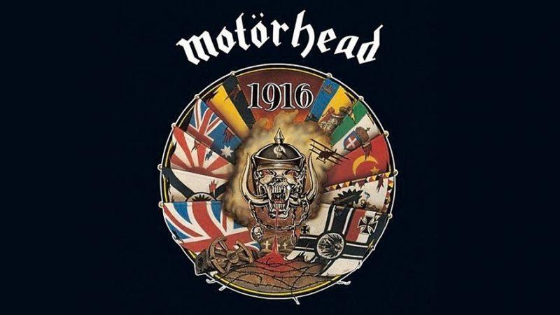 """""""1916"""": el cambio de ambiente de Motörhead"""