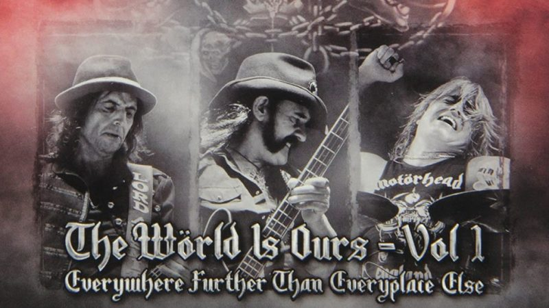 Conciertos que hicieron historia: Motörhead – The Wörld Is Ours Vol. 1 (2011)