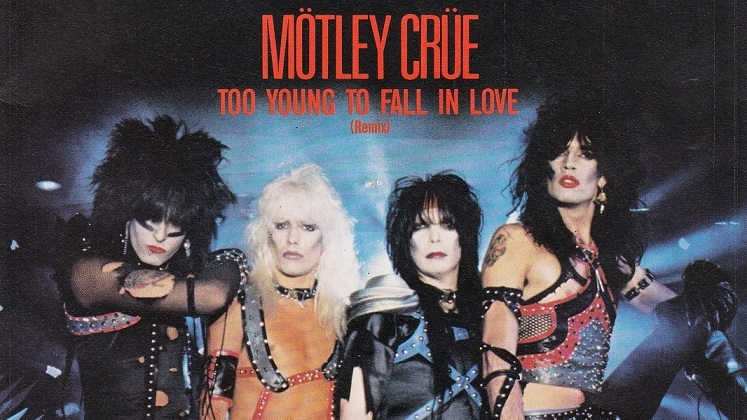 "Cancionero Rock: ""Too Young to Fall in Love"" – Mötley Crüe (1983)"