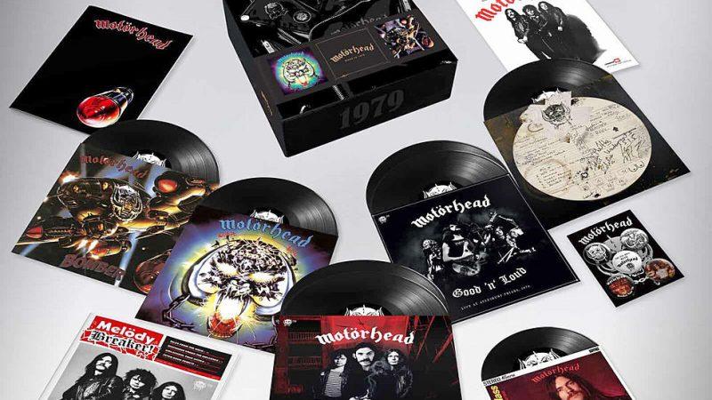"Motörhead reeditará en vinilo sus clásicos ""Overkill"" y ""Bomber"""