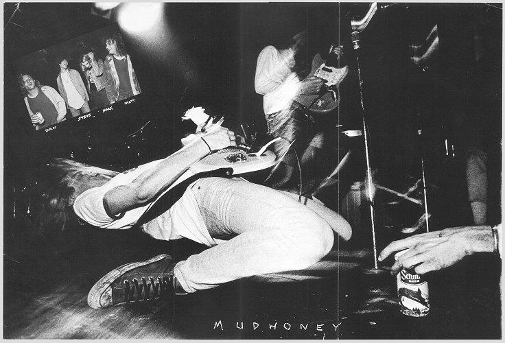 Mudhoney realizará nuevo álbum en abril