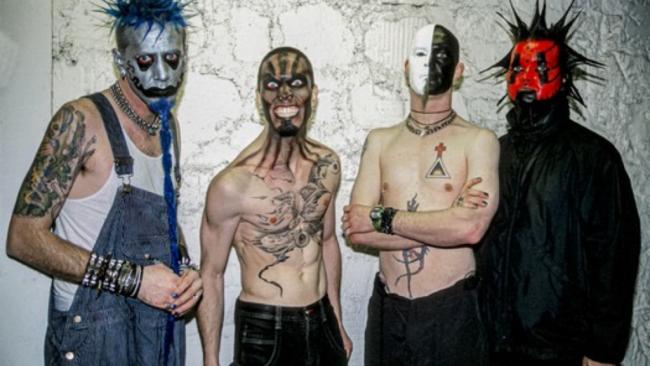 Mudvayne anuncian reunión tras mas de 12 años de inactividad
