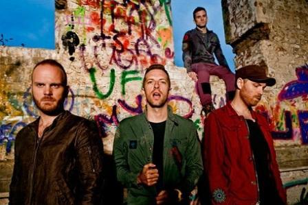 Mira el nuevo video de Coldplay