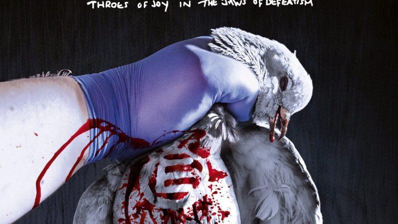 """Napalm Death renueva sus votos de ira en """"Throes of Joy in the Jaws of Defeatism"""""""