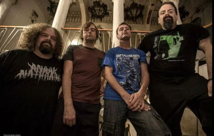 """Throes of Joy in the Jaws of Defeatism"": Napalm Death anuncia su nuevo álbum de estudio"