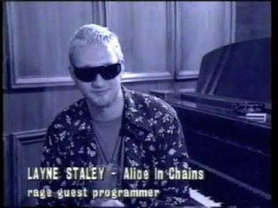 El día que Layne Staley Habló de Nirvana, RATM, Radiohead, Blind Melon y más en TV