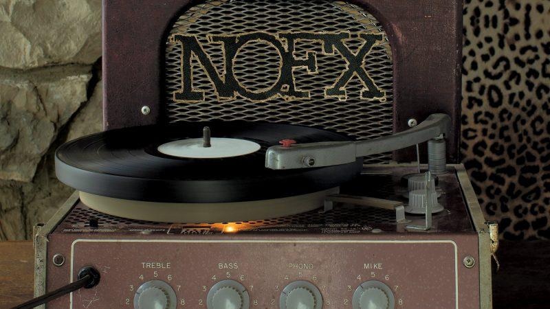 """NOFX anuncia nuevo álbum de estudio, escucha el primer adelanto """"Linewleum"""""""