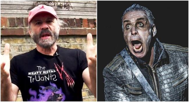 Bruce Dickinson dice que Iron Maiden se inspiró en Rammstein para su nuevo video