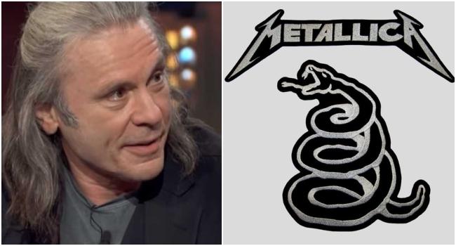 """Bruce Dickinson sobre el 'Black Album' de Metallica: """"No puedes subestimar sus logros"""""""