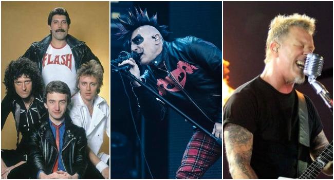 Queen, Metallica, Pink Floyd, Tool, AC/DC y más: Lista Billboard publica los artistas con más ganancias en 2020