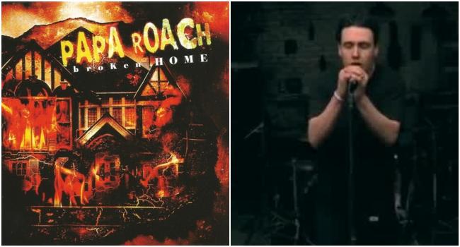 """Cancionero Rock: """"Broken Home"""" – Papa Roach (2001)"""