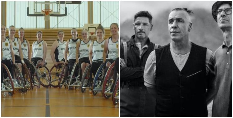 Rammstein serán el soundtrack oficial del equipo alemán en los Juegos Paralímpicos