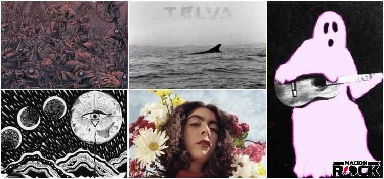 Nación Rock Chile 2021 Vol. II: segundo compilado del año con los recientes singles y novedades de música chilena