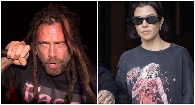 Chris Barnes tilda a Kourtney Kardashian de 'poser' por lucir polera de Cannibal Corpse