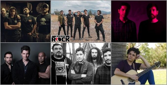 Nacion Rock Chile 2021 Vol. III: tercer compilado del año con los recientes singles y novedades de música chilena