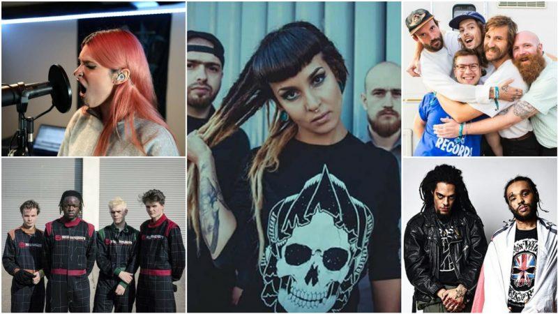 El rock sigue vivo y constantemente creativo y estas son las bandas que lo demuestran (Primera Parte)
