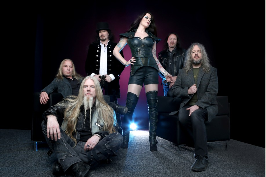 Confirmado: Nightwish regresa a Chile en Octubre