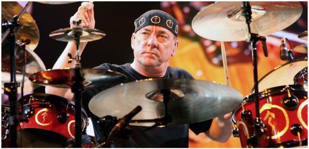 Ha fallecido Neil Peart, baterista de Rush y uno de los mejores del mundo