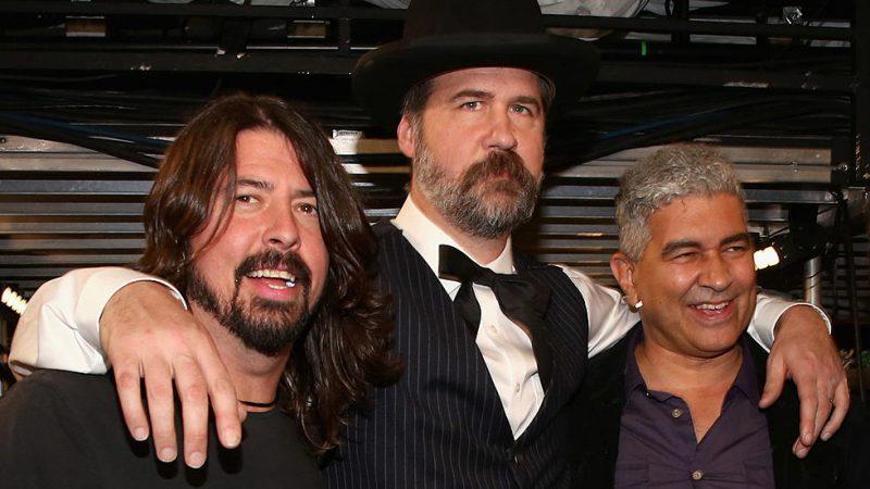 Miembros sobrevivientes de Nirvana se reúnen para show especial