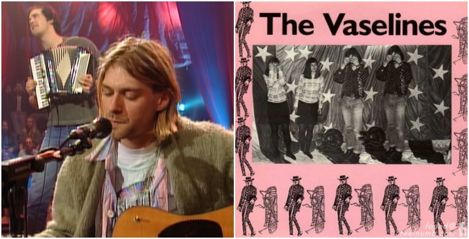 "2×1: ""Jesus Doesn't Want Me for a Sunbean""-The Vaselines vs. Nirvana"