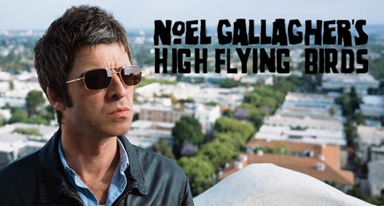 Confirmado: Noel Gallagher vuelve a Chile este 13 de mayo