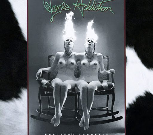 Disco Inmortal: Jane's Addiction – Nothing's Shocking (1988)