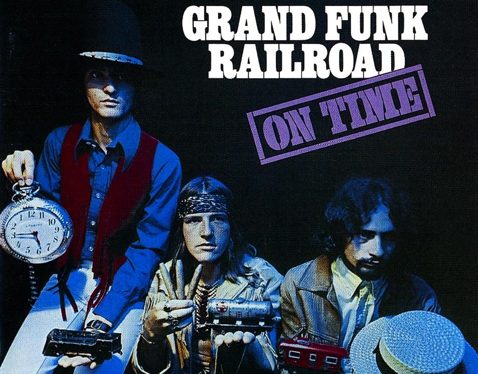 Disco Inmortal: Grand Funk Railroad – On Time (1969)