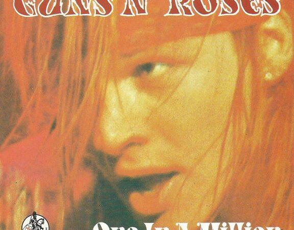 """Cancionero Rock: """"One in a Million"""" – Guns N' Roses (1988)"""