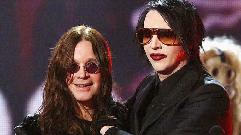 """Marilyn Manson habla sobre Ozzy Osbourne: """"Él tiene una extraña mística de la que nunca ha escapado"""""""