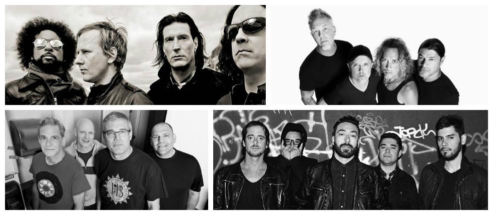 Playlist de la semana #30: Alice In Chains, Metallica, Descendents, Rosewell, y más
