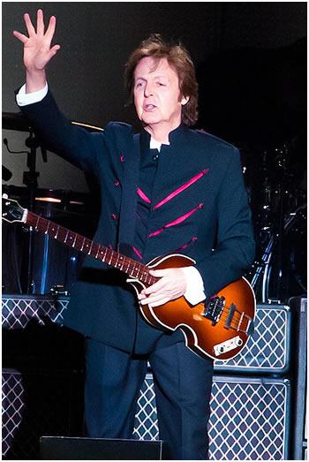 Paul McCartney lanza disco de versiones, escucha el primer adelanto