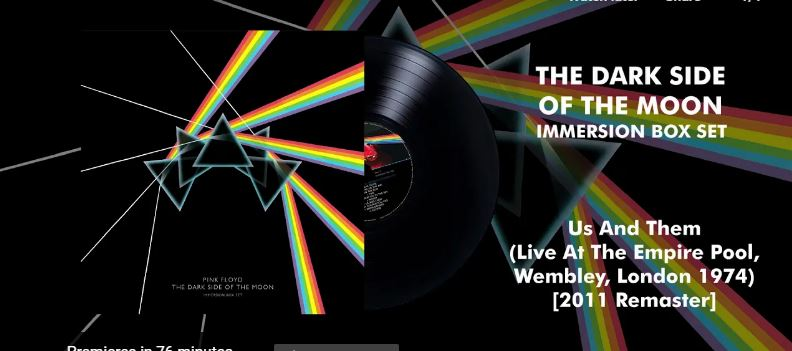 Pink Floyd estrenará playlist interactiva con material de lujo e inédito