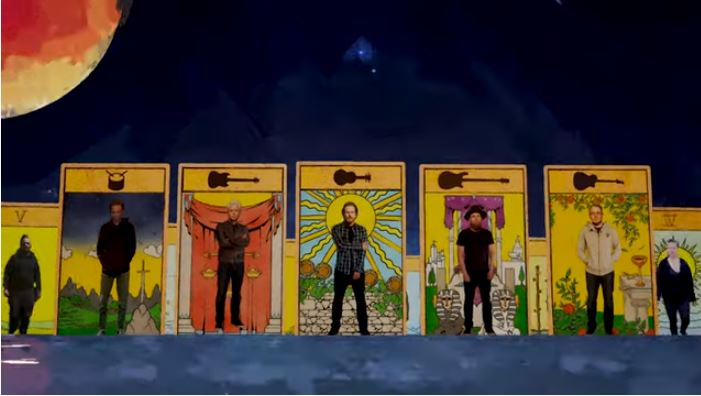 """Pearl Jam estrena un nuevo video animado, mira el clip para """"Retrograde"""""""