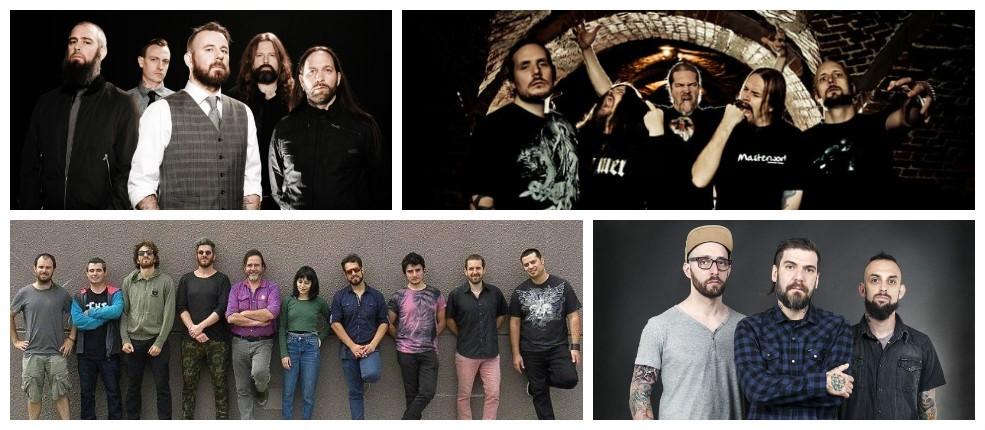 Playlist de la Semana #19: In Flames, Anthrax, Meshuggah, Mediabanda, Carajo, y más