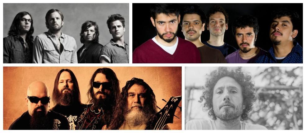 Playlist de la semana #21: Kings of Leon, Ases Falsos, Slayer, Zack de la Rocha y más