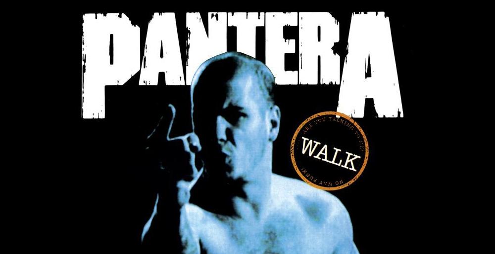 """Cancionero Rock: """"Walk"""" – Pantera (1992)"""