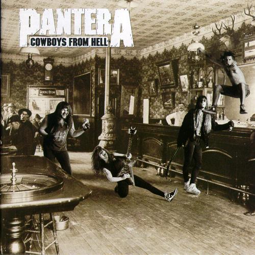 Disco Inmortal: Pantera – Cowboys from Hell (1990)