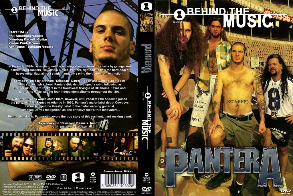 Rockumentales: Pantera/Behind the Music, la historia de Pantera